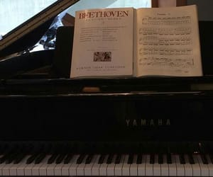 music, Beethoven, and inspiration image
