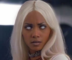 storm, x-men, and hair image