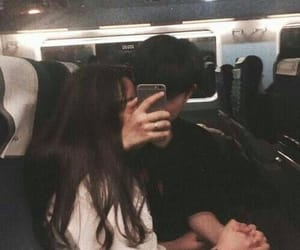 love, couple, and ulzzang couple image
