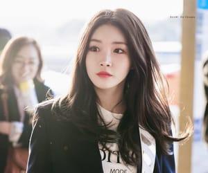 idol, kpop, and chungha image