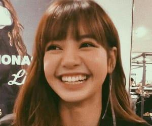 lisa, blackpink, and icon image