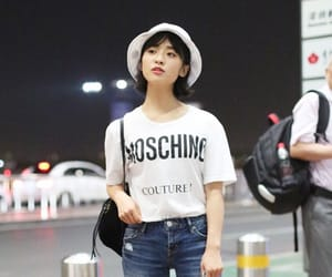 actress, chinese, and fashion image