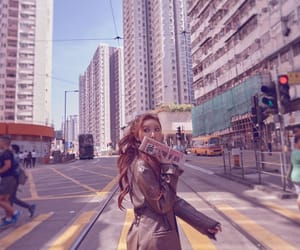 aesthetic, kpop, and city image