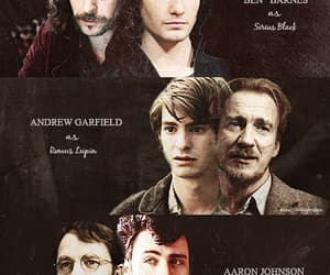 sirius black, james potter, and remus lupin image