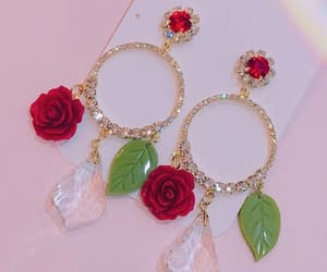 aesthetic, jewelry, and rose image
