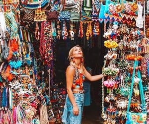 aesthetic, bohemian, and colors image