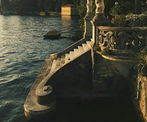 italy, lake como, and villa monastero image