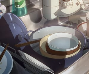 aesthetic, anime film, and animation image