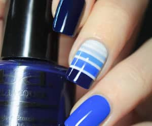 manicure, nails, and uñas image