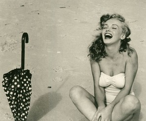 beautiful, Marilyn Monroe, and old hollywood image
