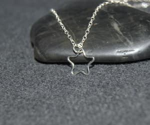 etsy, minimal everyday, and delicate necklace image