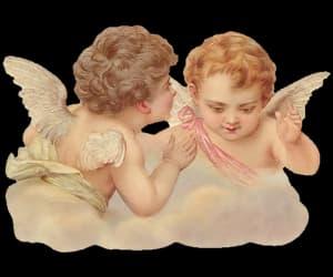 overlay angel image