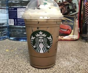 coffee, starbucks, and mocha image