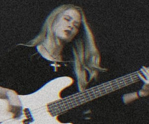 bass, nicole row, and bassist image
