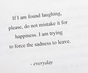 happiness, laugh, and leave image