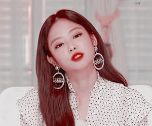 gif, themes, and icon jennie image