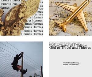 aesthetic, edit, and greek mythology image