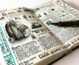 hobby, journaling, and journals image