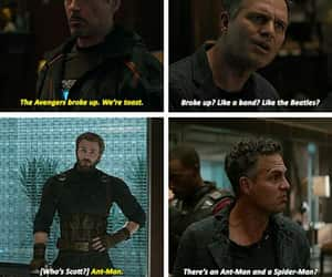 Avengers, robertdowneyjunior, and ironman image