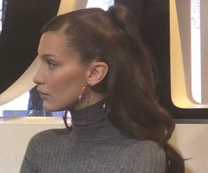 bella hadid, aesthetic, and beauty image