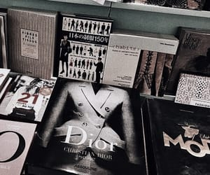 books and dior image