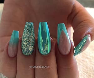 fashion, nail art, and pretty nails image