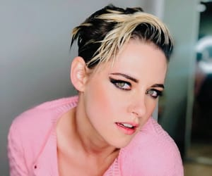 actress, hair style, and kristen stewart image