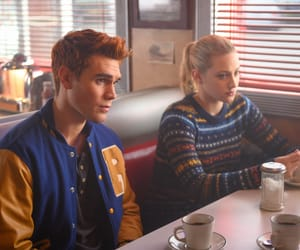 riverdale, archie andrews, and lili reinhart image