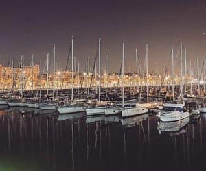 barcellona, boats, and city image