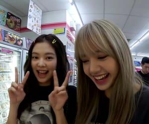 girls, kim, and lisa image