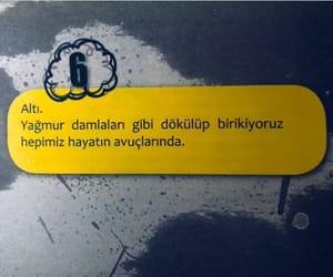 alıntı, türkçe sözler, and izdiham image