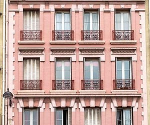 architecture, lovely, and pink image