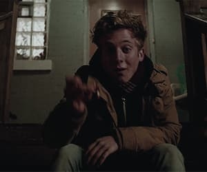 boy, jeremy allen white, and gif image