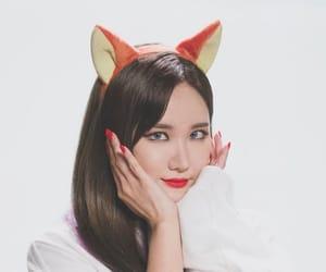 k-pop, le, and ahn hyojin image