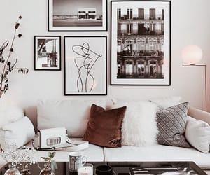 art, house, and home image