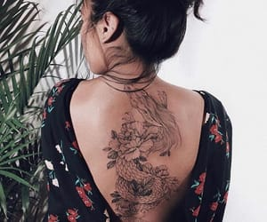 chinese and dragon tattoo image