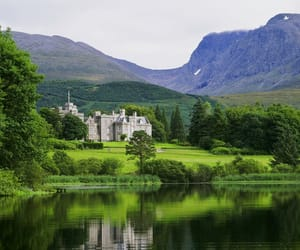 nature, scotland, and travel image