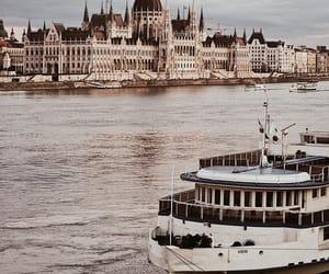 adventure, budapest, and explore image