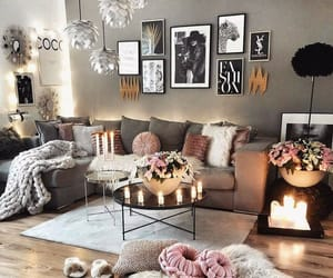 decor and girl image