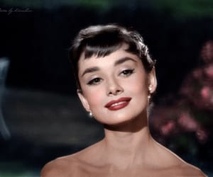 audrey hepburn and beauty image