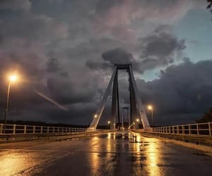 bridge, holiday, and photograph image
