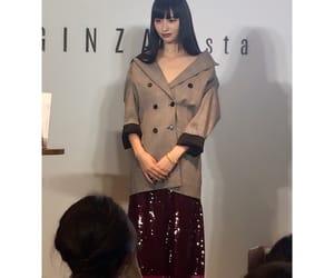 fashion, girl, and monochrome image