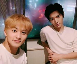 taeyong, mark, and nct image