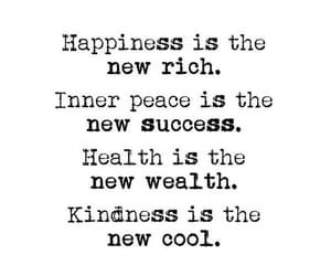 happiness, health, and kindness image