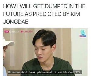 Chen, exo, and exomeme image