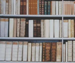 books, bookworm, and ivy image
