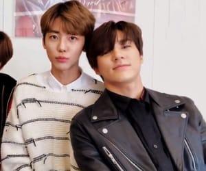 boys, icons, and korean image