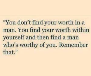quotes, woman, and worth image