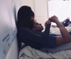 comfort, cuddle, and romance image