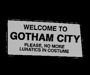 article, bruce wayne, and gotham city image